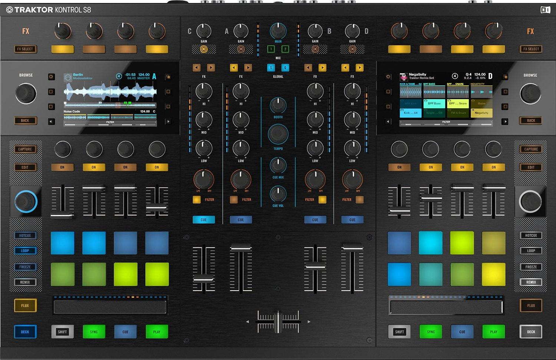 Image of   Native Instruments TRAKTOR KONTROL S8