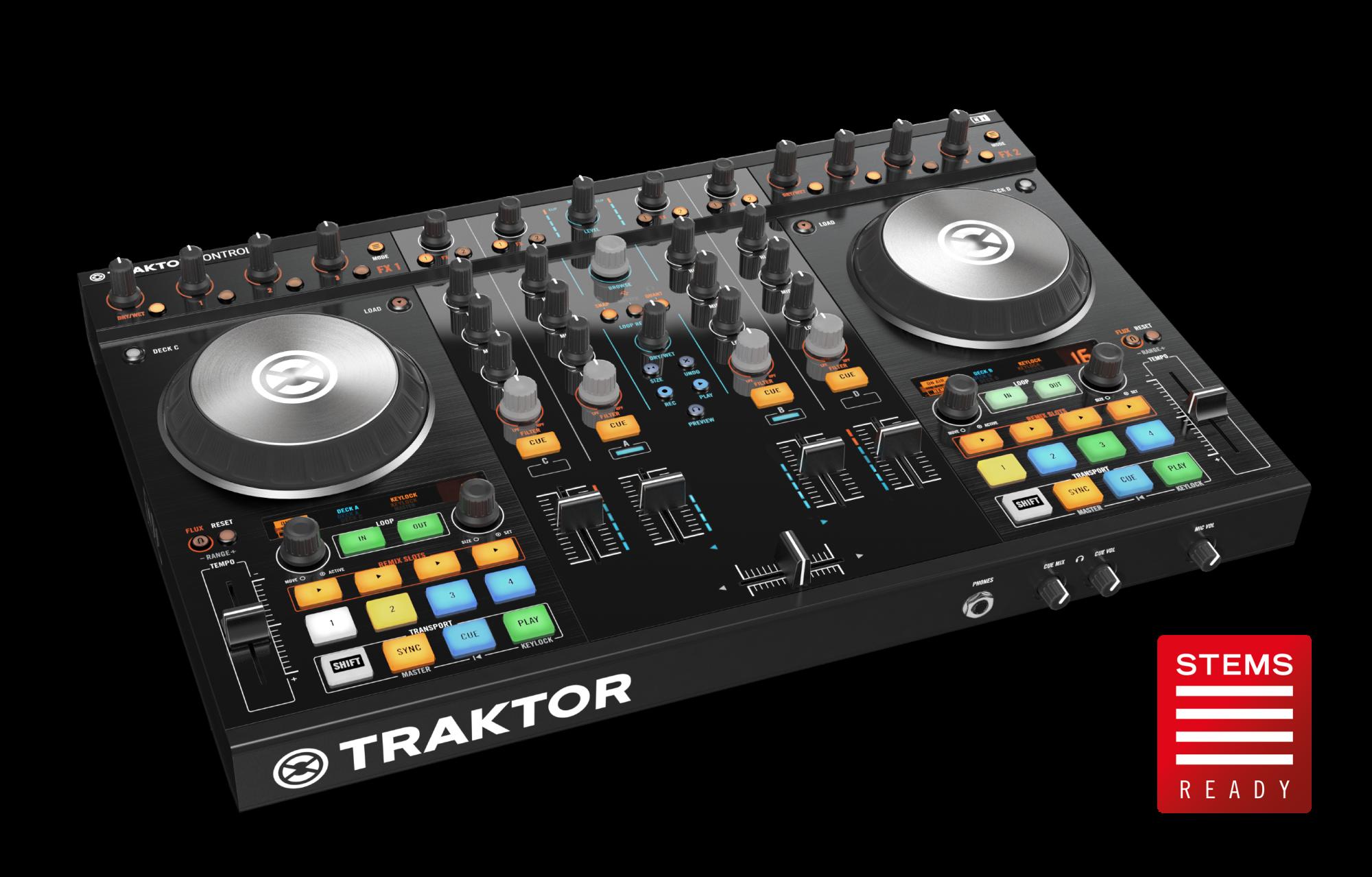 Image of   Native Instruments TRAKTOR KONTROL S4 MK2