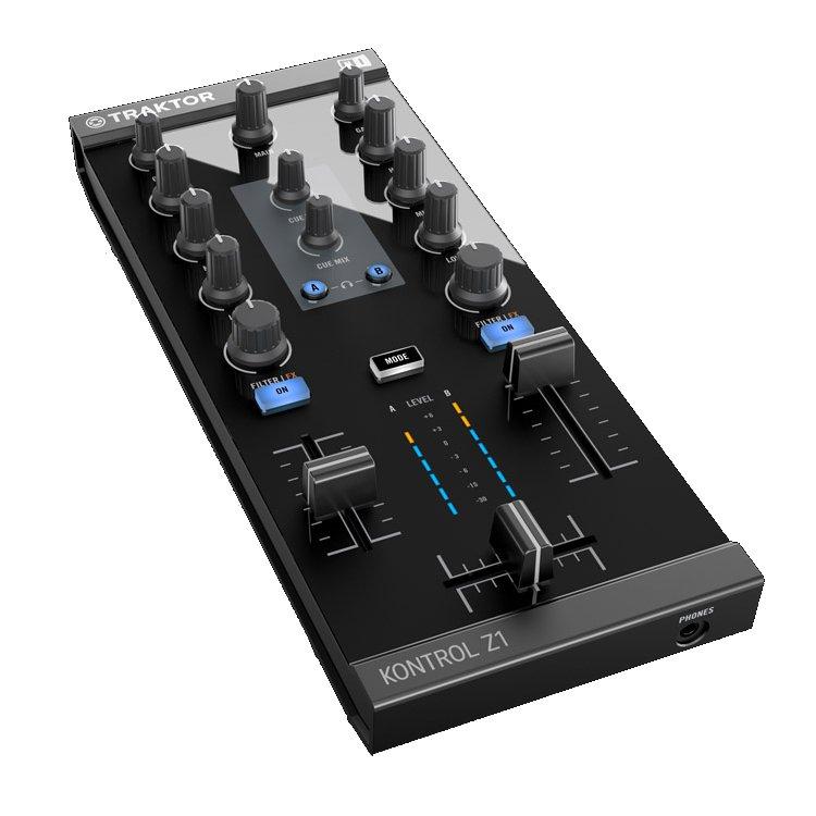 Native Instruments TRAKTOR KONTROL Z1 Lightning