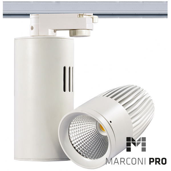 Image of   2 stk. Marconi LED spots Nizza
