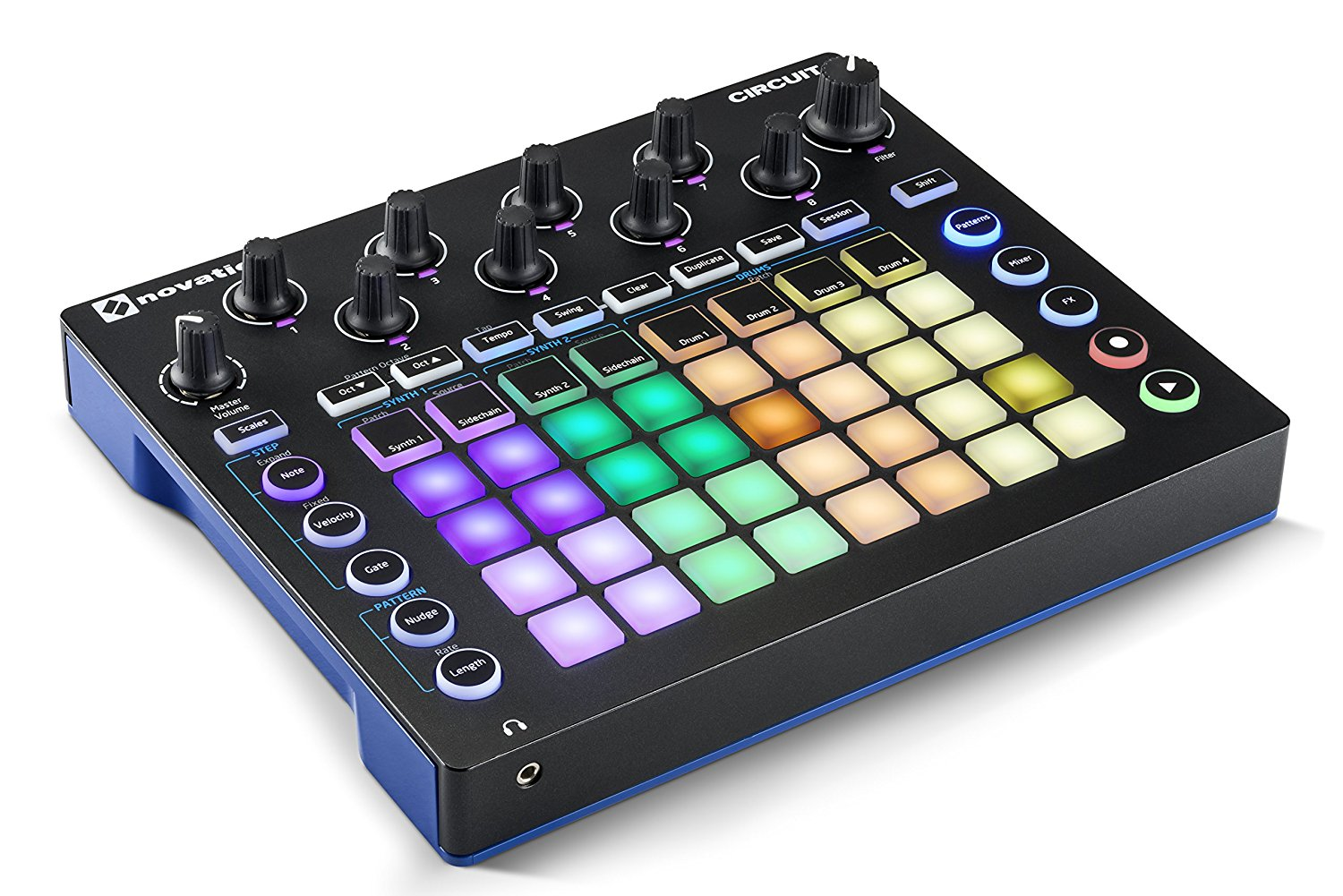 Image of   Novation Circuit
