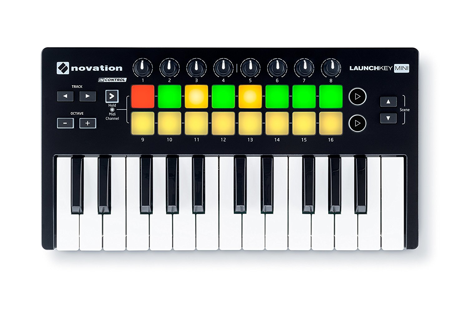 Image of   Novation LAUNCHKEY MINI MK2