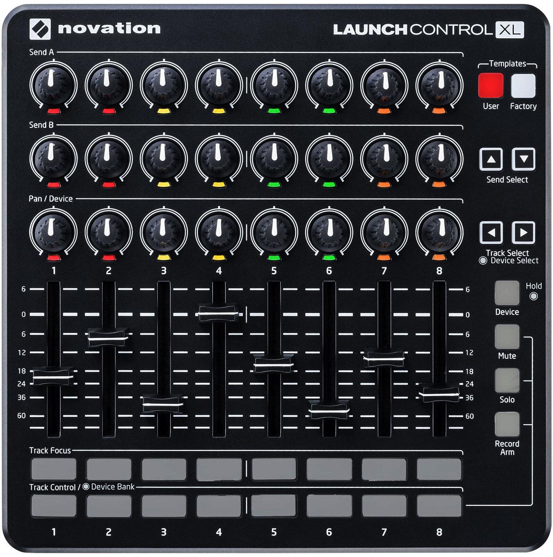 Image of   Novation Launch Control XL