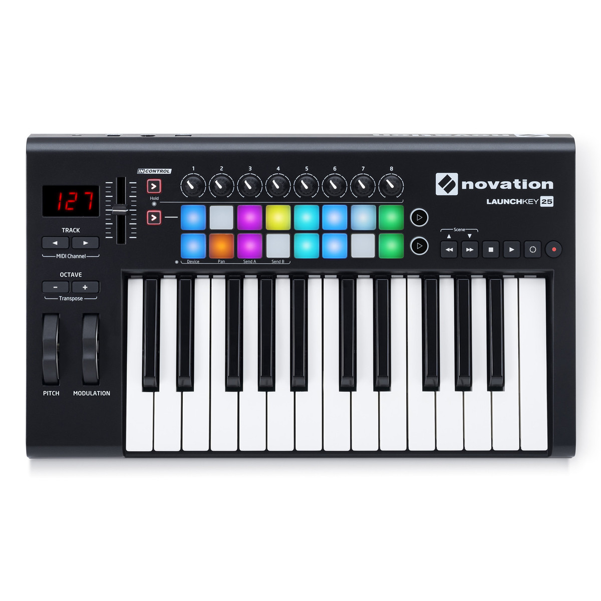 Image of   Novation Launchkey 25 MK2