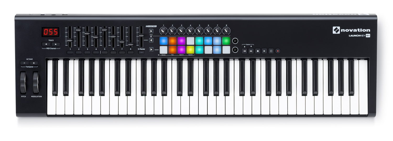Image of   Novation Launchkey 61 MK2