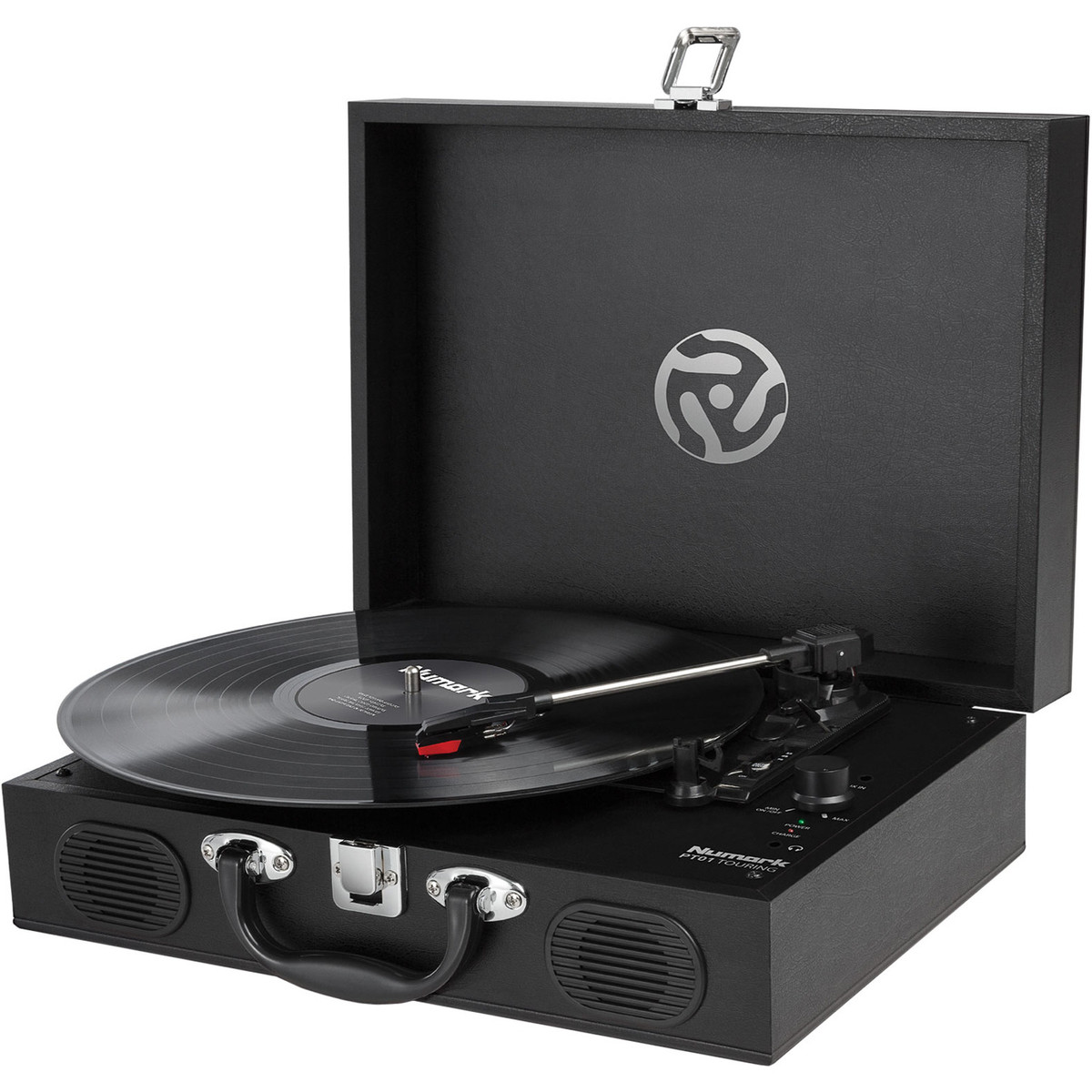 Numark Pt01 Touring Turntable