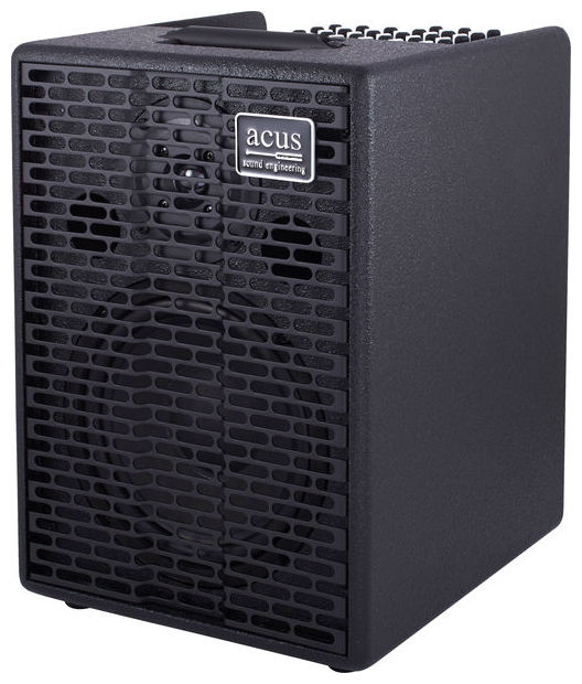 Image of   Acus One For Strings 8, 200 W, Sort