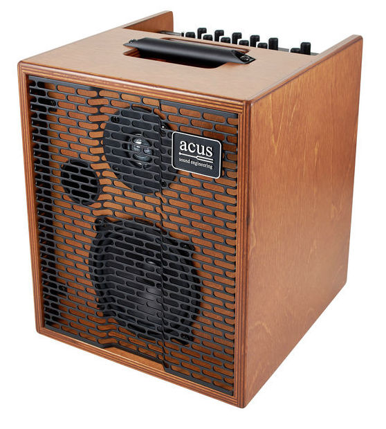Image of   Acus One For Strings 5T, 50 W, Wood
