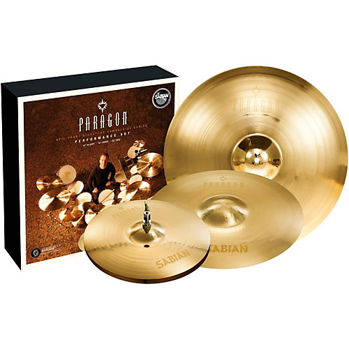 Sabian Paragon Neil Peart Performance Set Bækkenpakke