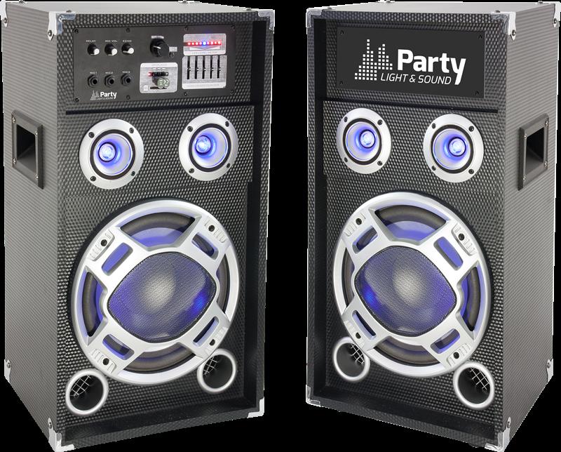 Billede af Active karaoke speaker set 300w