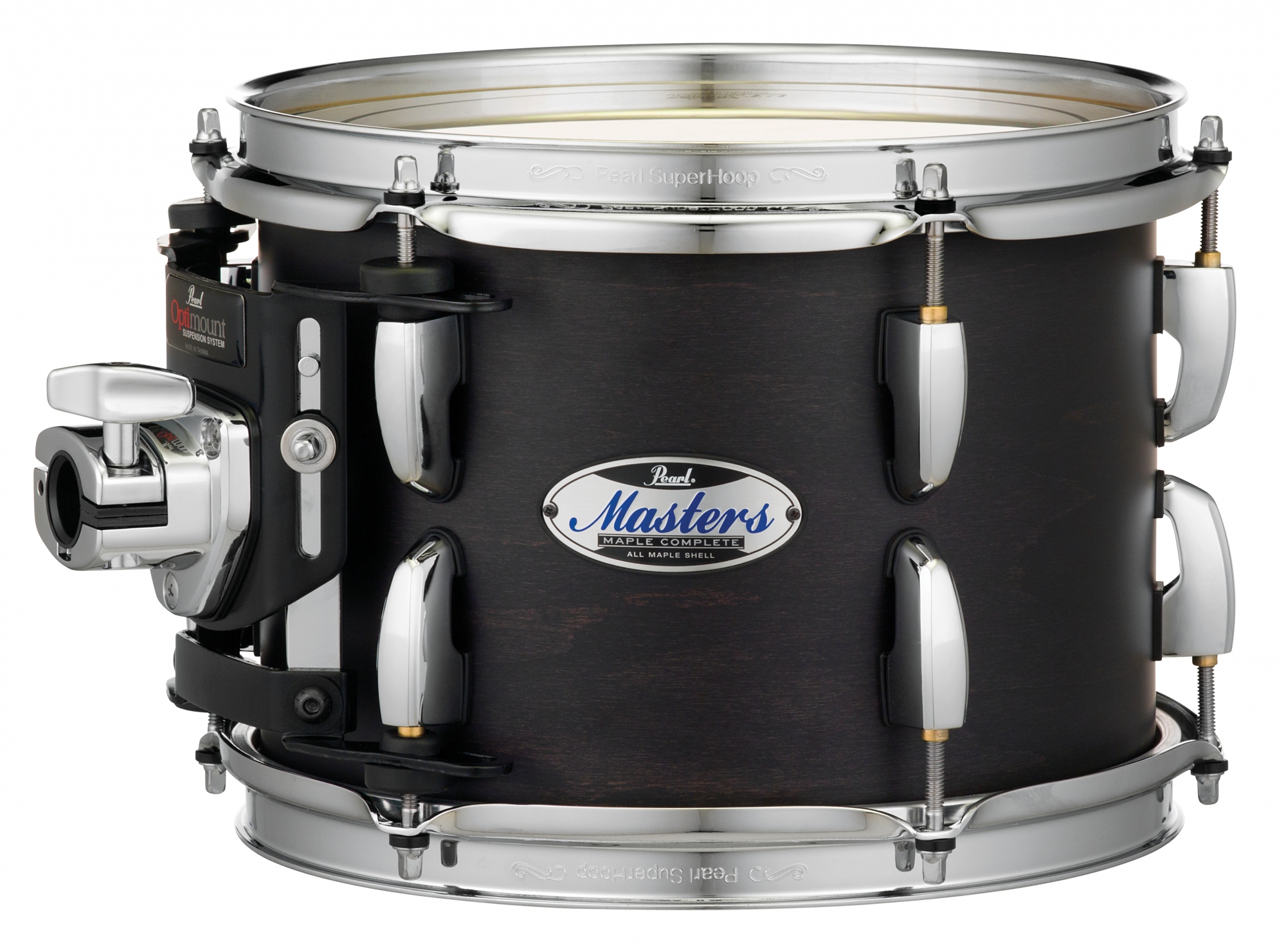 "Pearl 13x9"" Masters Maple Complete, Tom"