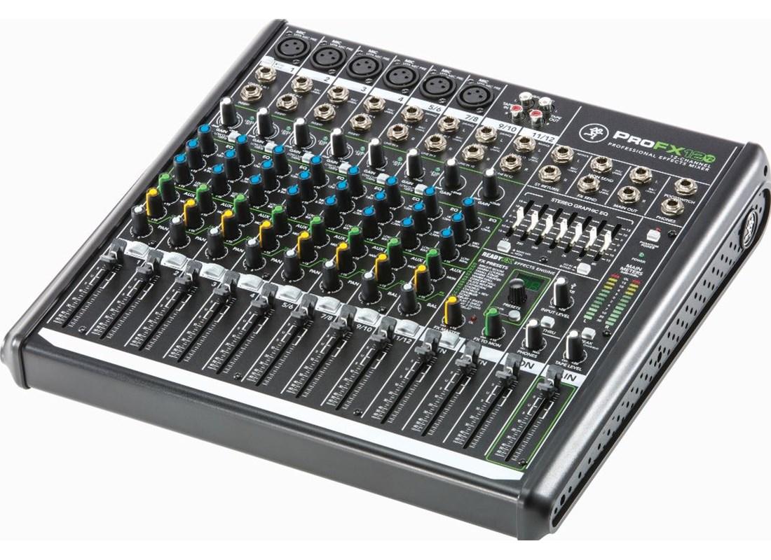 Mackie ProFX12 v2 Mixer 12 kanaler med effekter og USB
