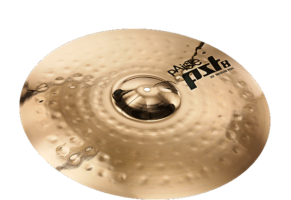 "Image of   Paiste 20"" PST 8 Reflector Medium Ridebækken DEMO"