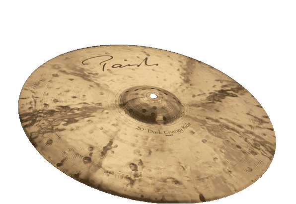 "Image of   Paiste 20"" Signature Dark Energy MKII Ridebækken DEMO"