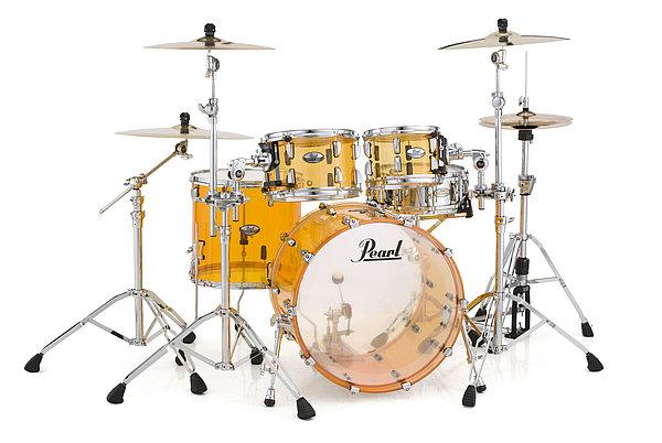 Pearl Crystal Beat Studio Trommesæt Tangerine