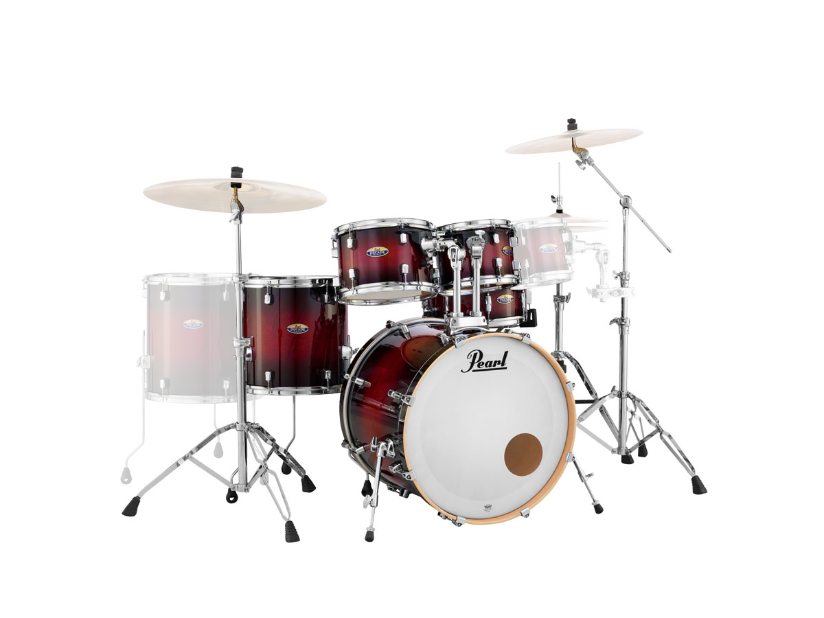 Image of   Pearl Decade Maple Studio Trommesæt