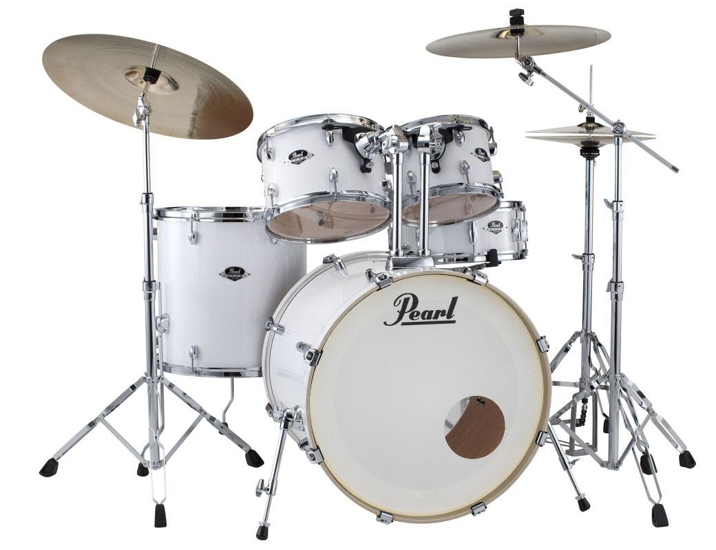 Pearl Export EXX Fusion Trommesæt Arctic Sparkle