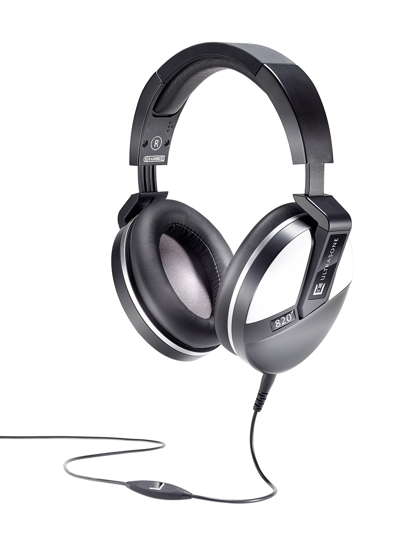 Image of   Ultrasone Performance 820 hovedtelefon Hvid