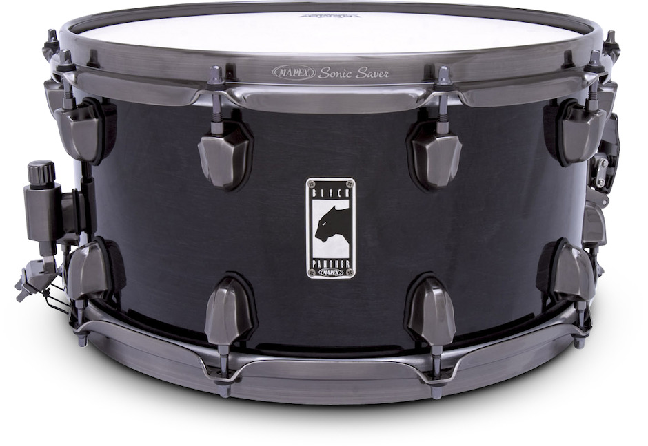 "Image of   Mapex 14x7"" Black Panther Phat Bob Lilletromme"
