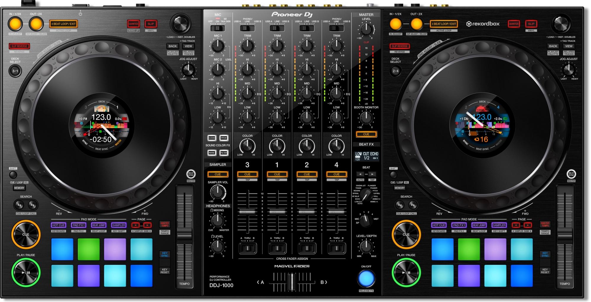 Image of   Pioneer DDJ-1000 DJ controller