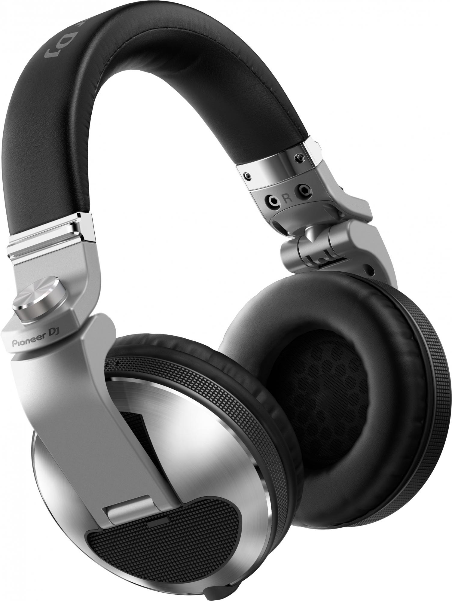 Image of   Pioneer HDJ-X10 DJ hovedtelefon Sølv