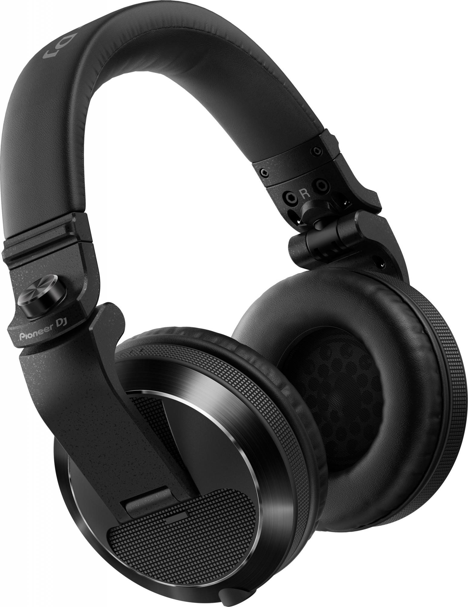 Image of   Pioneer HDJ-X7 DJ hovedtelefon Sort