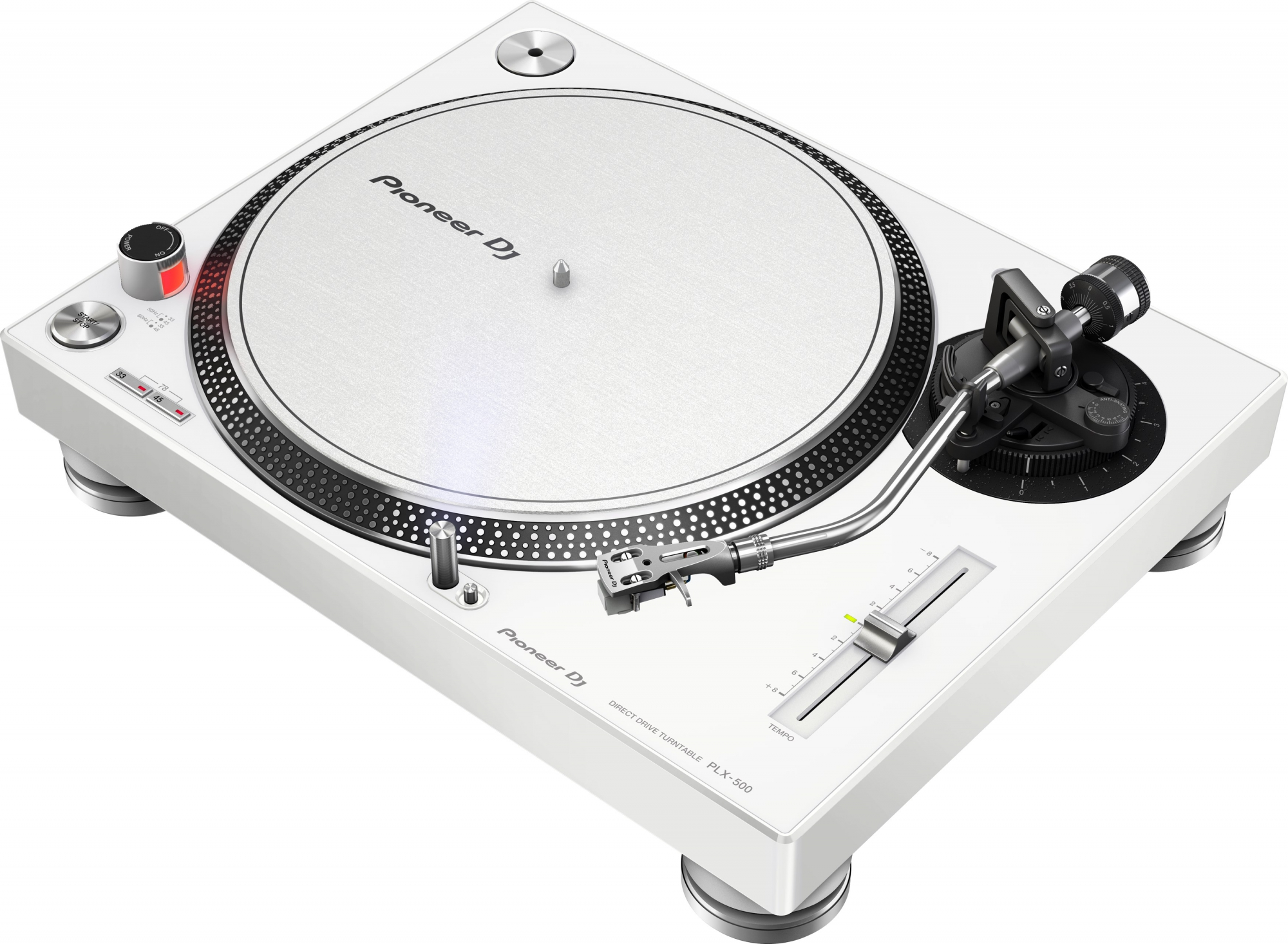 Pioneer PLX-500-W pladespiller