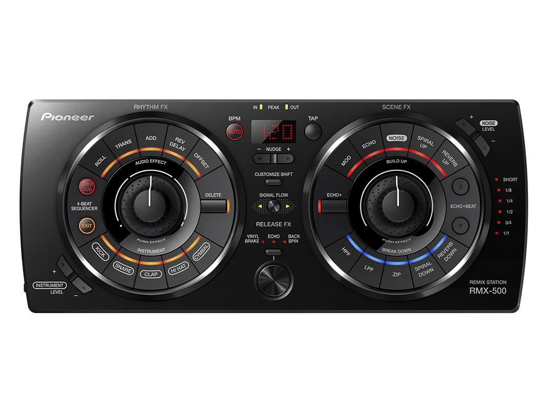Image of   Pioneer RMX-500 Remix Station