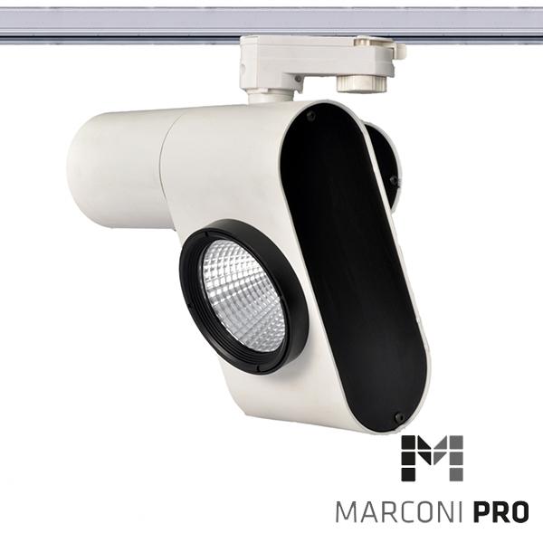 Image of   2 stk. Marconi LED spots Ponti