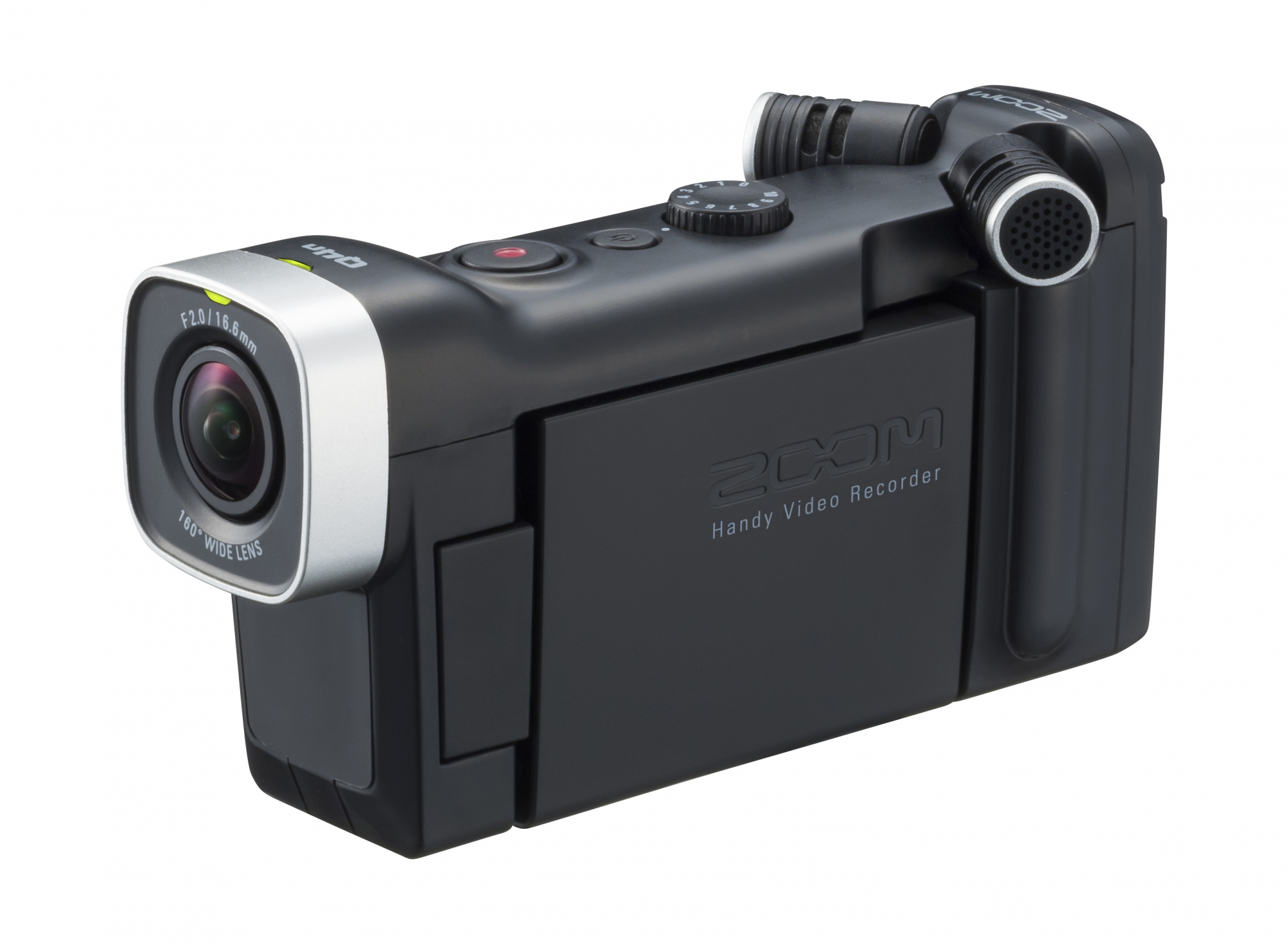 Image of   Zoom Q4n Video Recorder