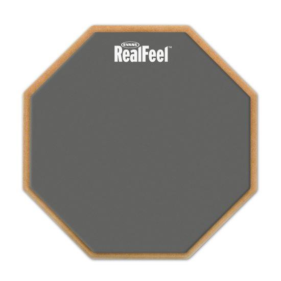 """Evans RealFeel Øveplade 6"""" enkeltsidet"""