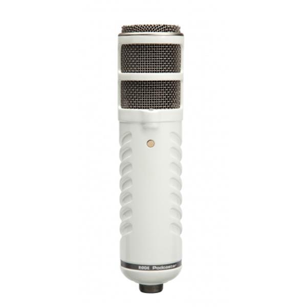 RØDE Podcaster mikrofon med USB til broadcast
