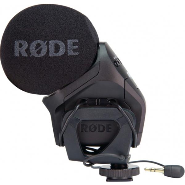 RØDE Stereo VideoMic Pro video mikrofon med kamerasko