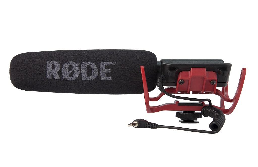RØDE VideoMic Video Mikrofon med Rycote kamerasko