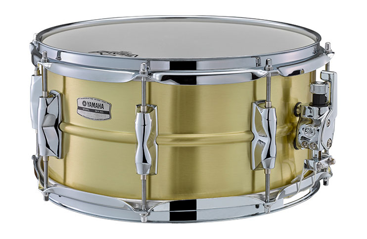 "Yamaha 13x6,5"" Recording Custom Brass"