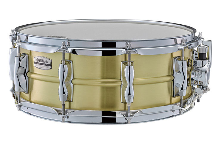 "Yamaha 14x5,5"" Recording Custom Brass"
