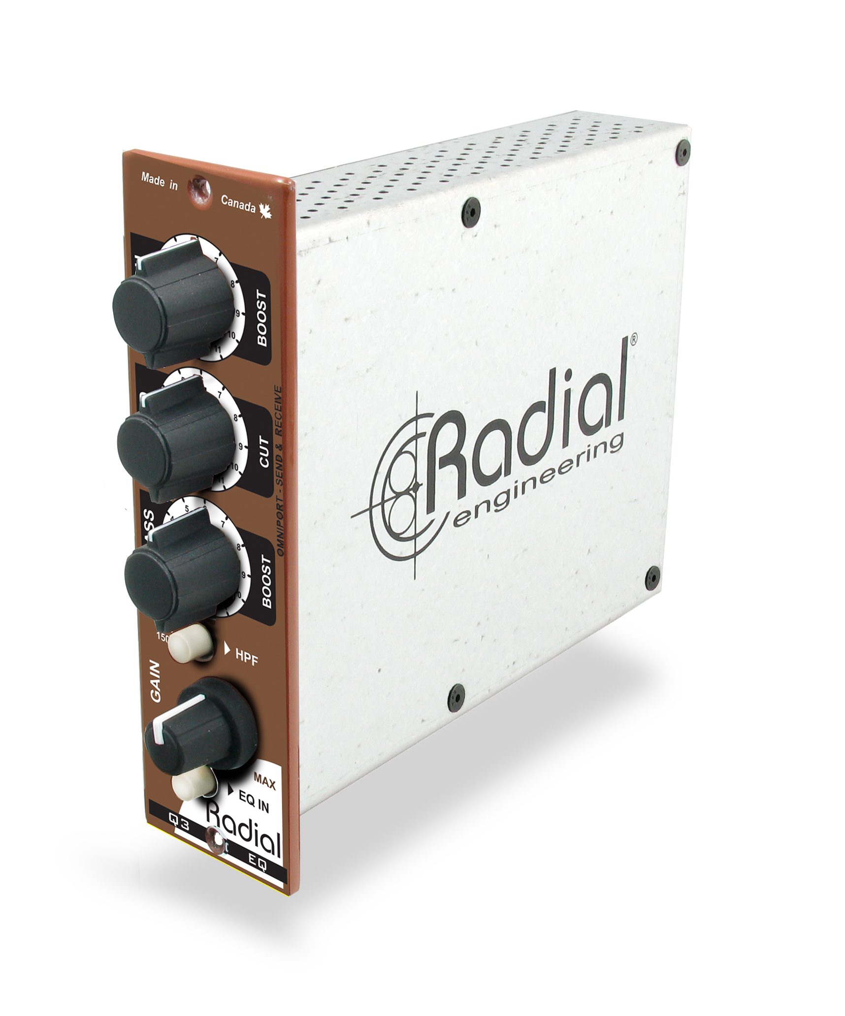 Image of   Radial Q3 Eq 500 Induction Coil Eq