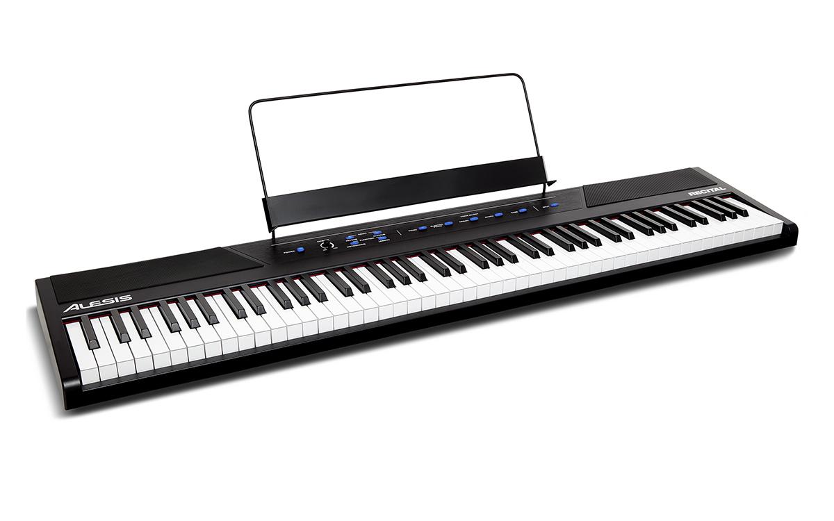 Image of   Alesis Recital Elektrisk Klaver