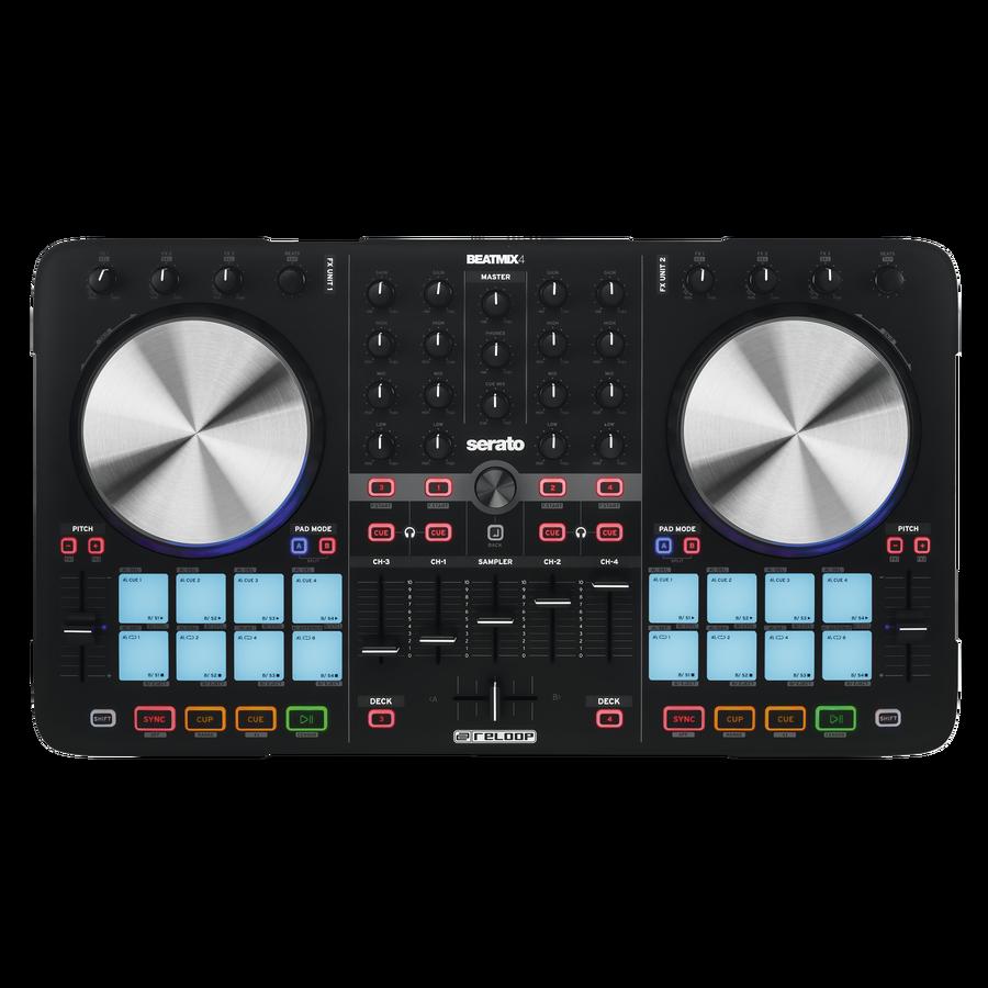 Image of   Reloop Beatmix 4 DJ controller