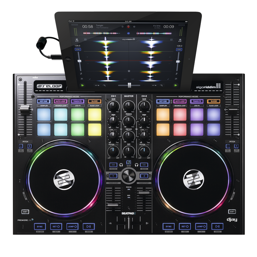 Image of   Reloop Beatpad 2