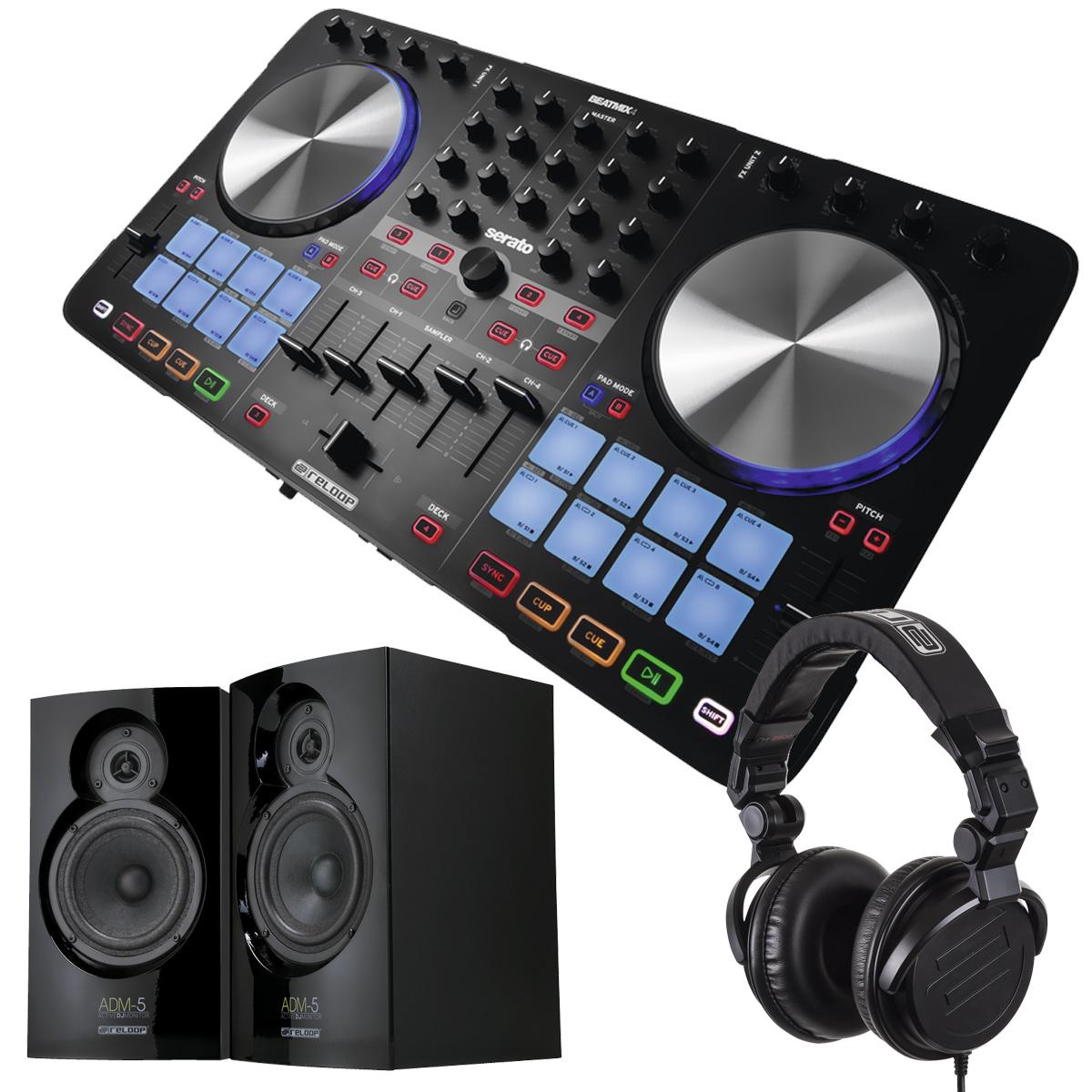 Reloop DJ Pakke