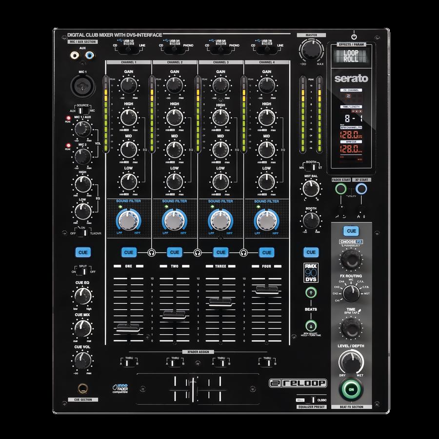 Reloop RMX90DVS DJ mixer