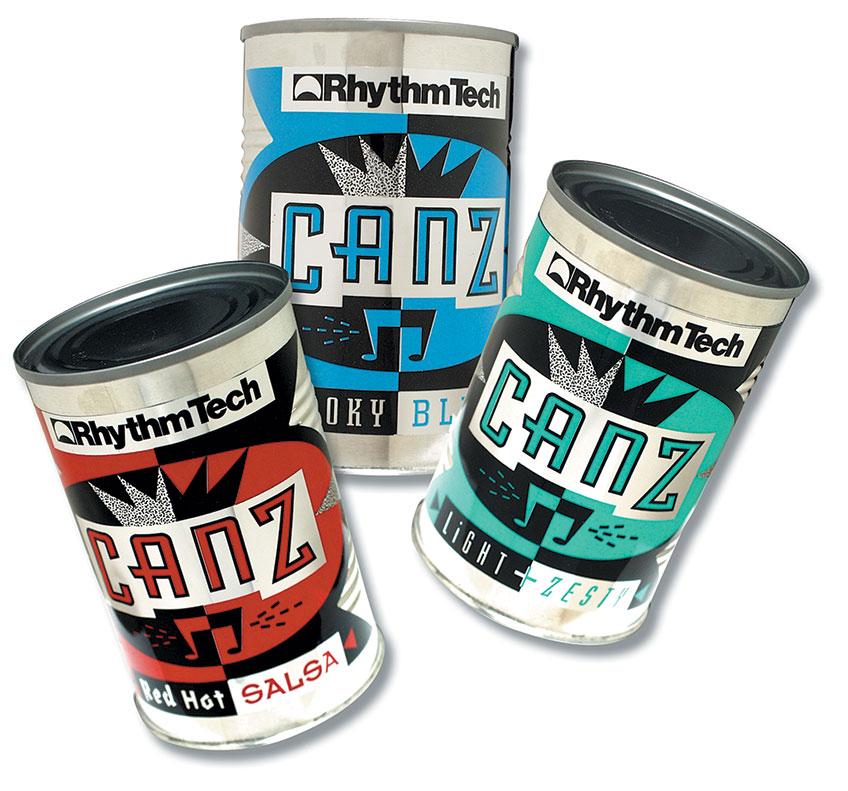 Image of   Rhythm Tech Canz Shaker Blå