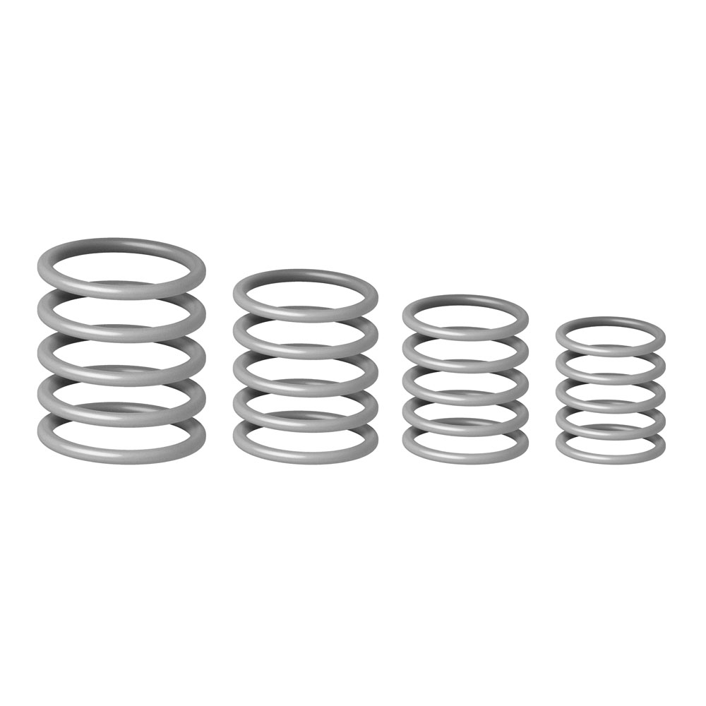 Image of   Gravity Universal Ring Pakke Grå