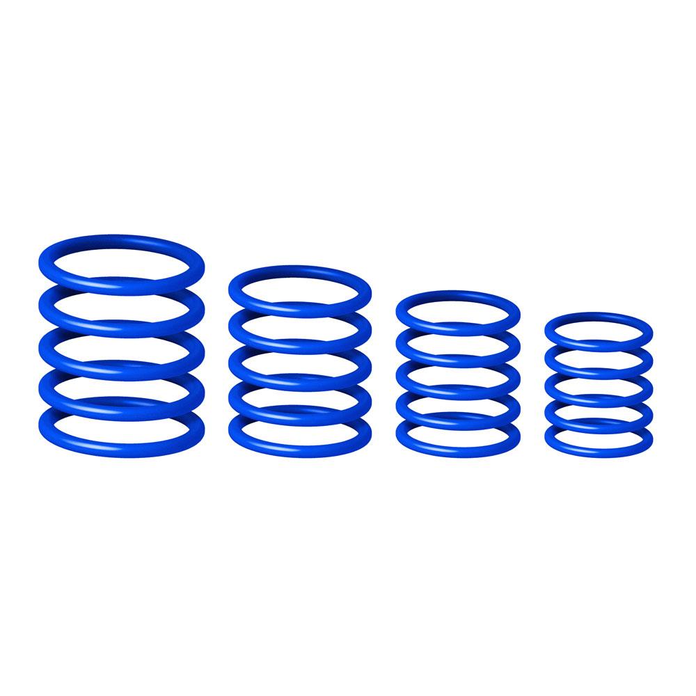 Image of   Gravity Universal Ring Pakke Blå