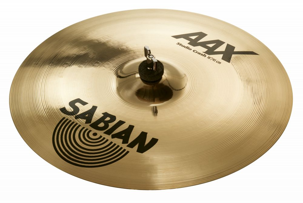 "Image of   Sabian 16"" AAX Studio Crash"