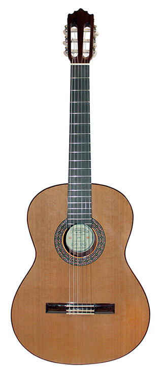 Image of   Santana 14 Klassisk Guitar, Høj Glans