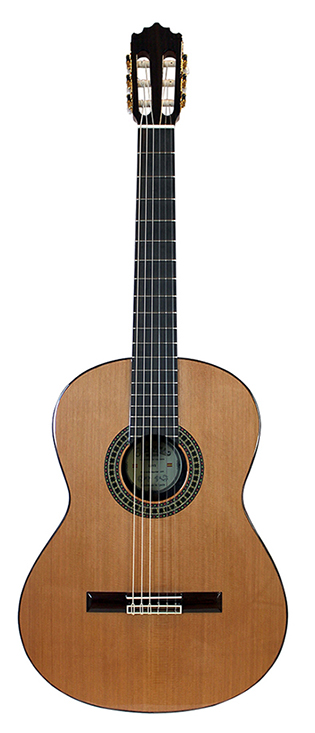 Image of   Santana 18 Klassisk Guitar, Høj Glans