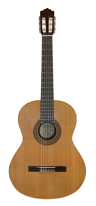 Image of   Santana 20P Klassisk guitar, Høj Glans