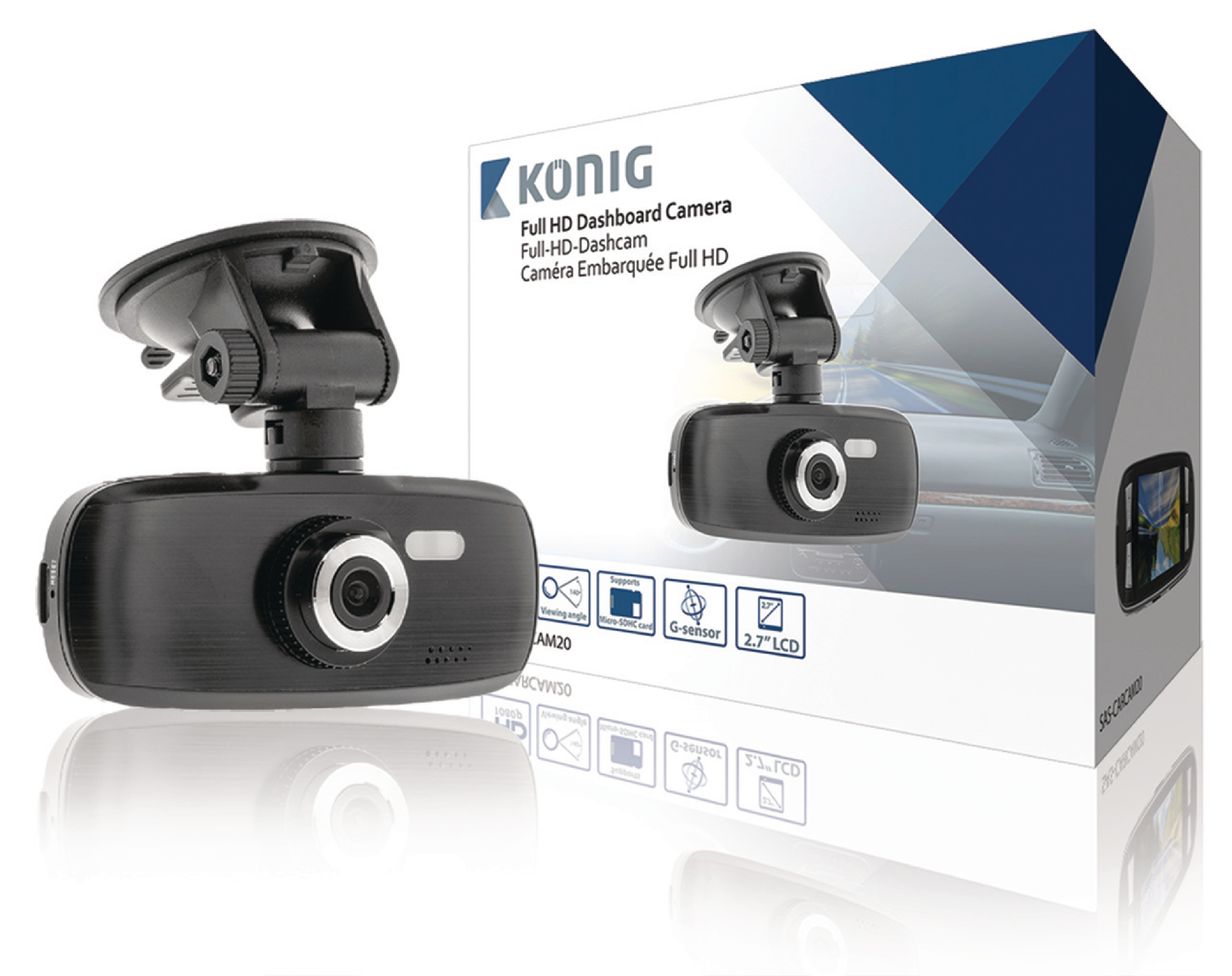 Dash-kameraer